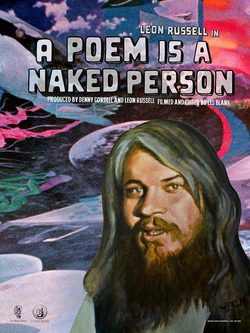 Cartel de A Poem Is a Naked Person
