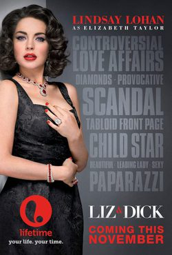 Cartel de Liz & Dick