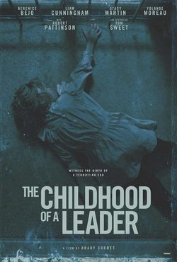 Cartel de The Childhood of a Leader