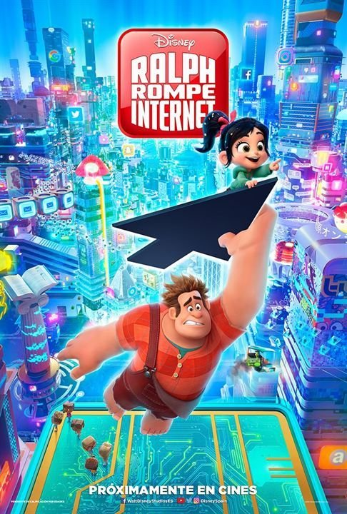 Ralph Rompe Internet (2018) streaming
