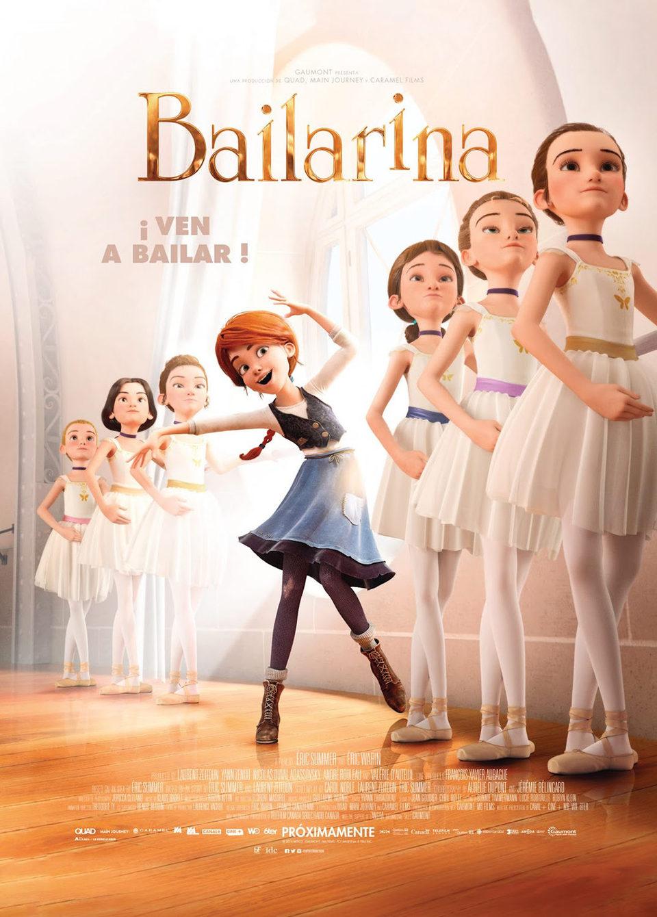 Cartel México de 'Ballerina'