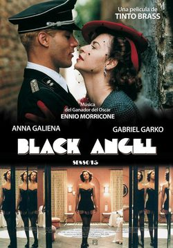Cartel de Black Angel (Senso