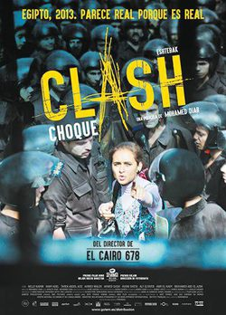 Cartel de Clash (Choque)