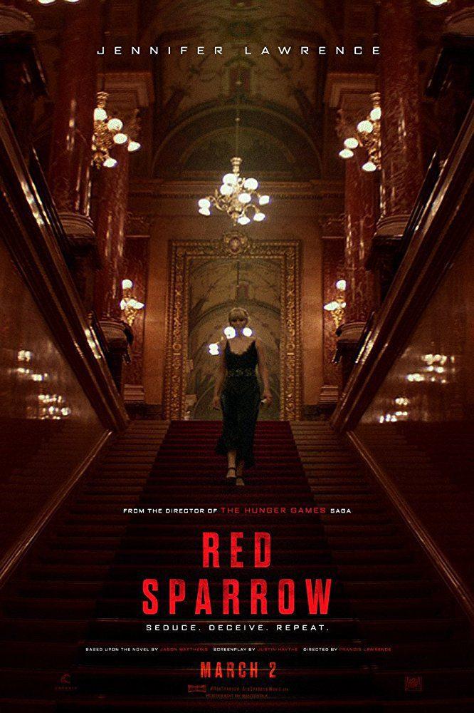 Cartel  de 'Gorrión rojo'