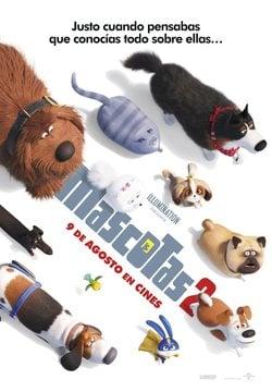Cartel de Mascotas 2