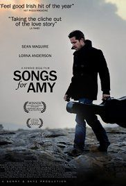 Cartel de Songs for Amy