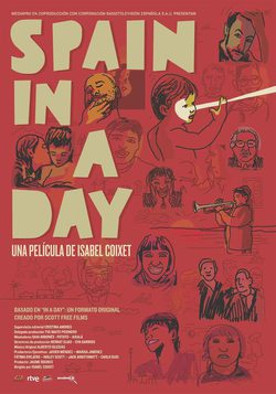 Cartel de Spain In A Day