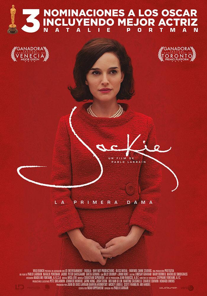 Cartel España de 'Jackie'