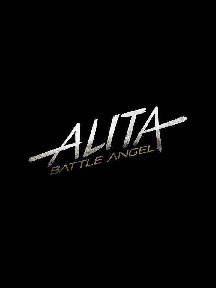 Cartel Teaser Alita: Battle Angel de 'Alita: Ángel de combate'