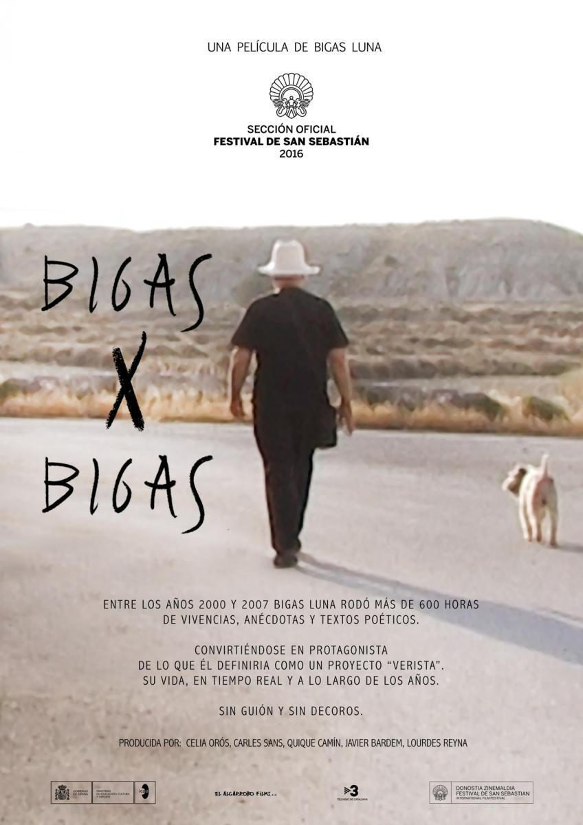 Cartel Bigas x Bigas #1 de 'Bigas x Bigas'