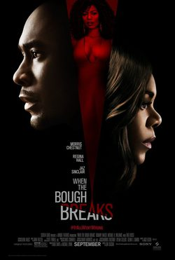 Cartel de When the Bough Breaks