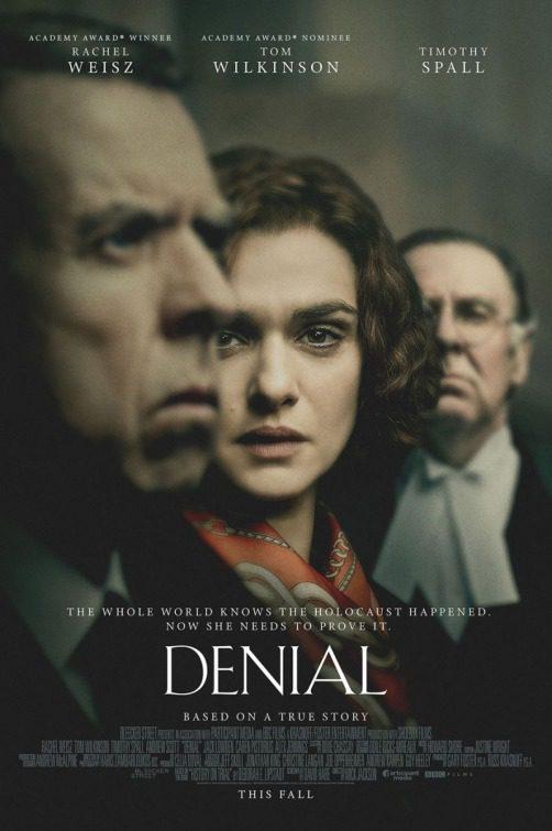 Cartel 'Denial' Poster #1 de 'Negación'