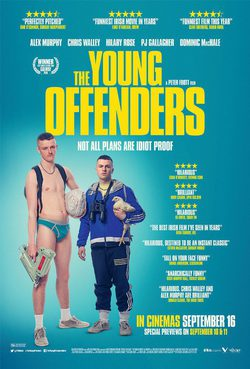 Cartel de The Young Offenders