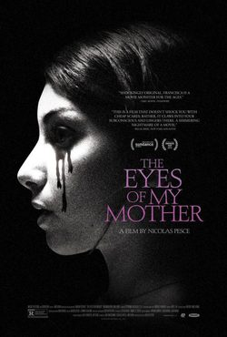 Cartel de The Eyes of My Mother