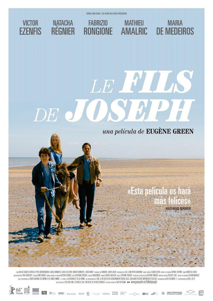 Cartel España de 'Le fils de Joseph'