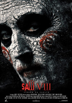 Cartel de Saw VIII