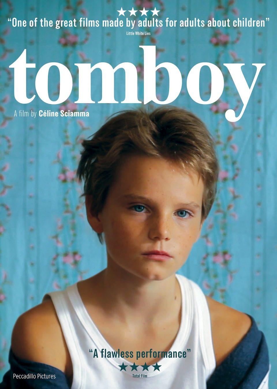 Cartel EEUU de 'Tomboy'
