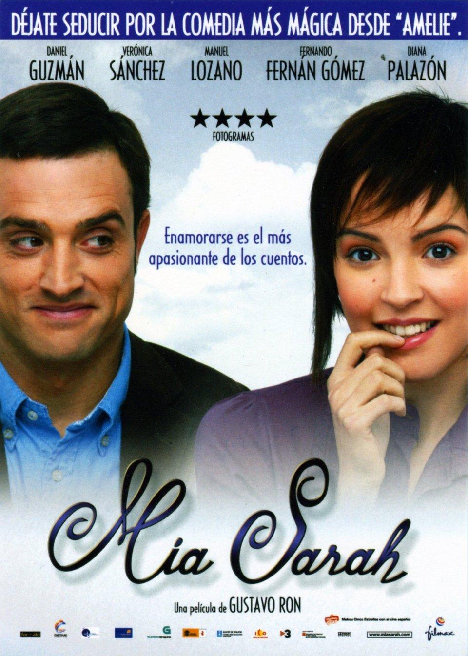 Cartel España de 'Mia Sarah'