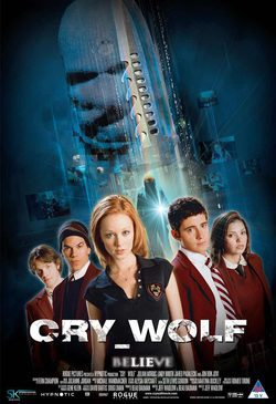 Cartel de Cry Wolf