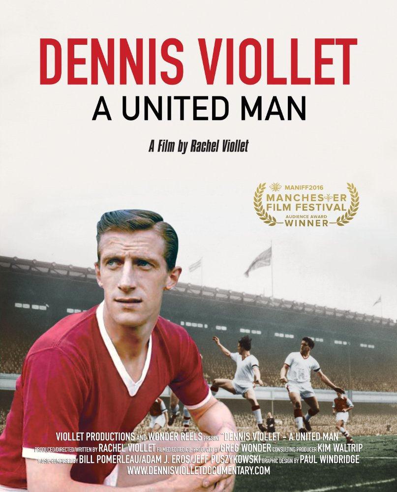Cartel U.K. de 'Dennis Viollet: A United Man'