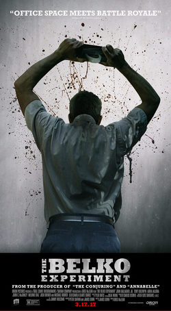 Cartel de The Belko Experiment