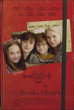 Cartel de The Book of Henry