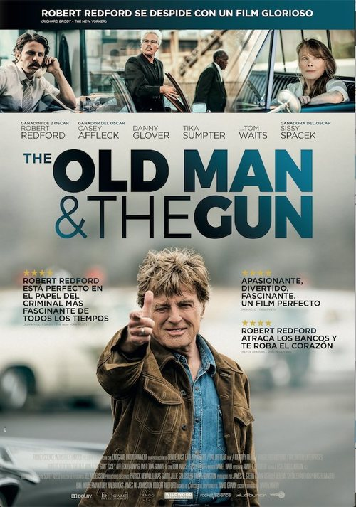 The Old Man and the Gun (2018) streaming