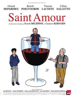 Cartel de Saint Amour