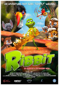 Cartel de Ribbit
