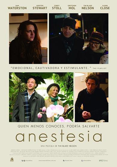 Cartel Cartel México de 'Anestesia'