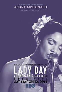 Cartel de Lady Day at Emerson