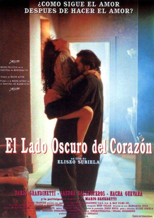 El lado oscuro del corazón (1992) - Película eCartelera