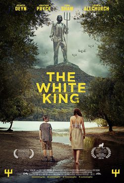 Cartel de The White King