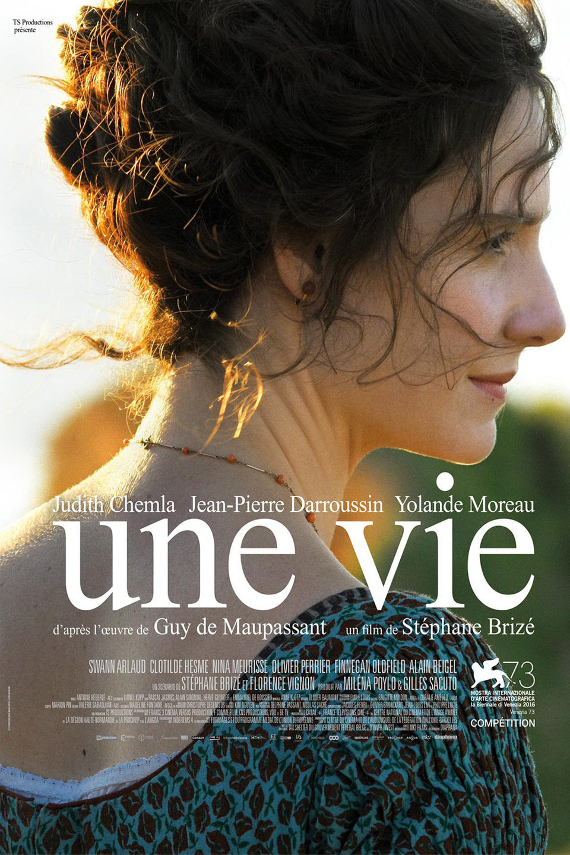 Cartel Francia de 'El jardín de Jeannette'