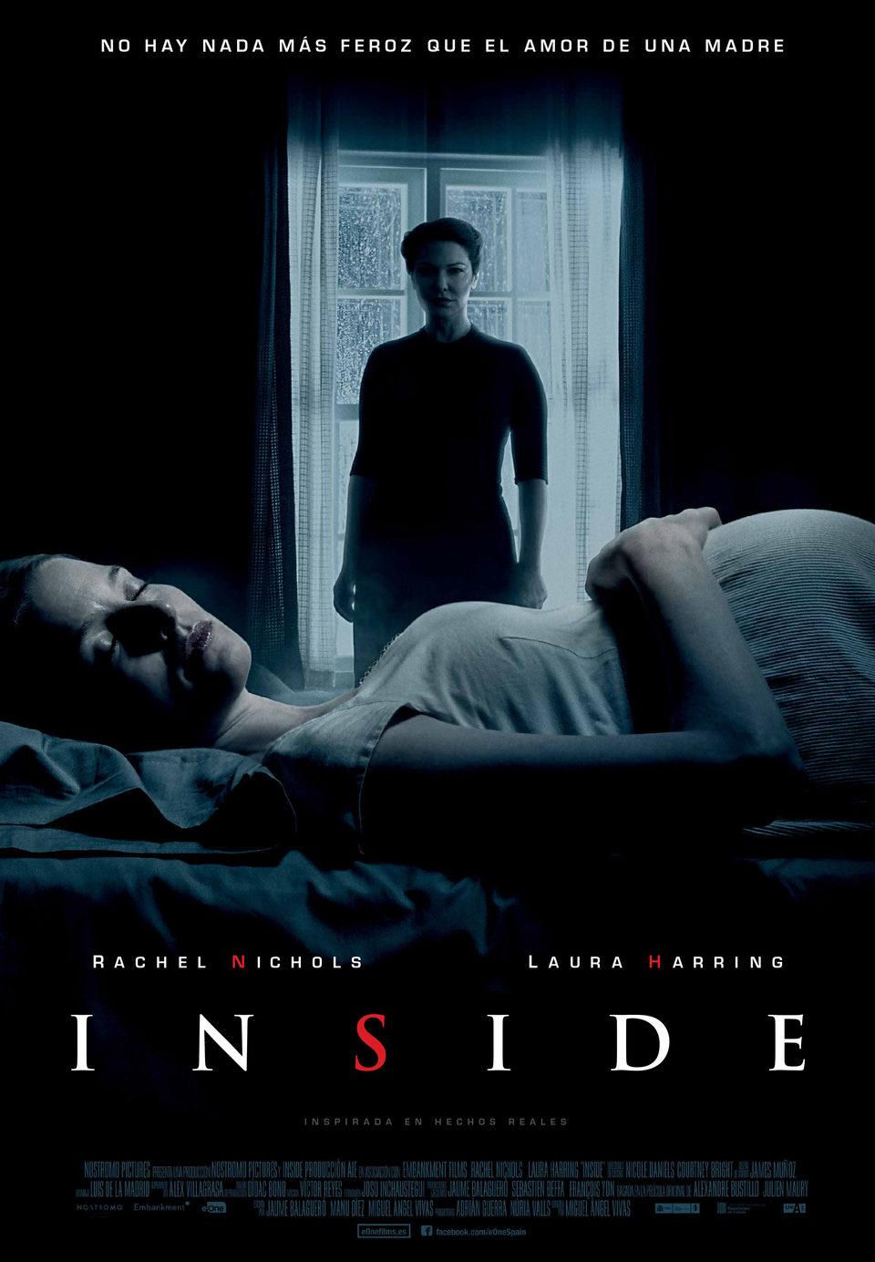 Cartel España de 'Inside'