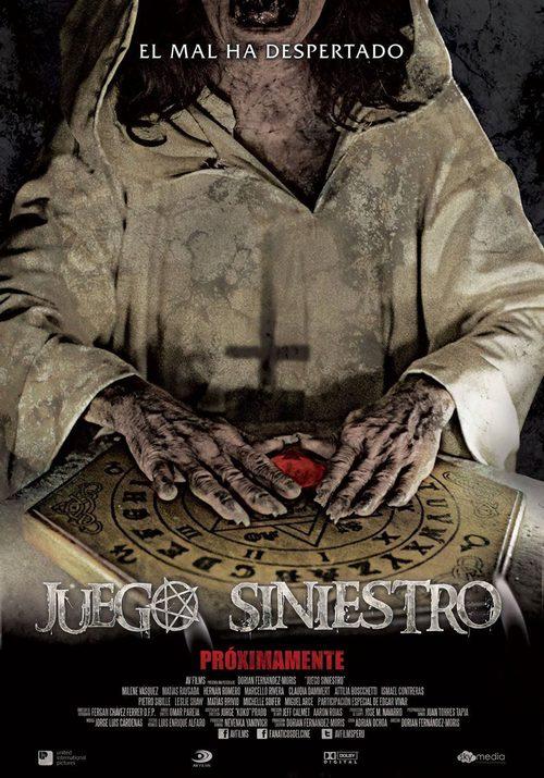 Juego siniestro (2017) - Película eCartelera