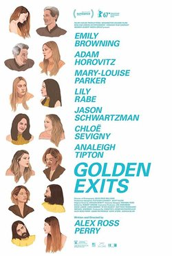 Cartel de Golden Exits
