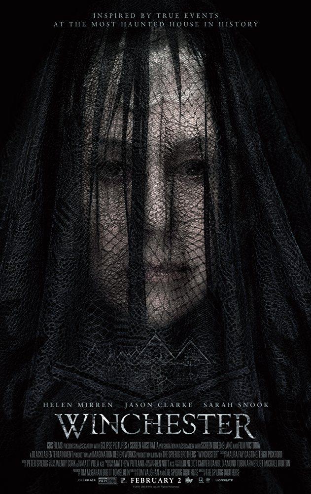 Cartel Poster de 'Winchester: La casa que construyeron los espíritus'