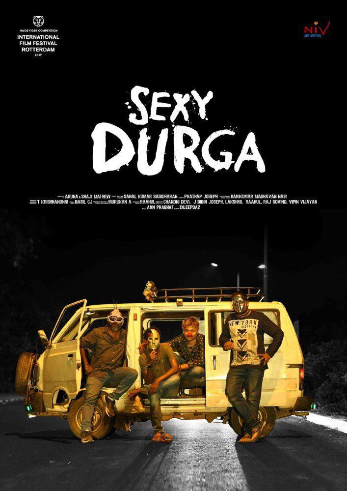 Cartel Sexy Durga de 'Sexy Durga'