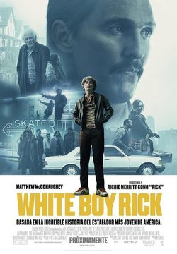 Cartel de White Boy Rick