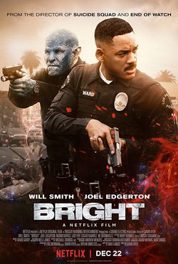 Cartel de Bright