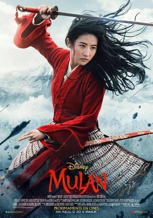 Mulan (2020) - Película eCartelera