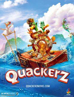 Quackers: La leyenda de los patos