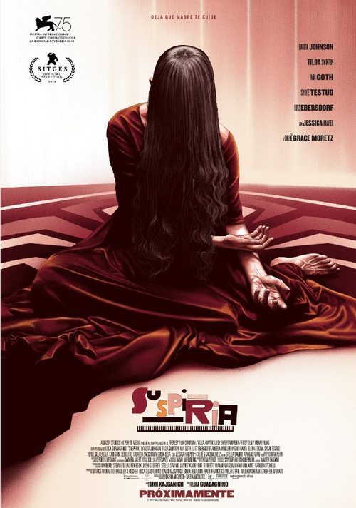 Suspiria (2018) streaming