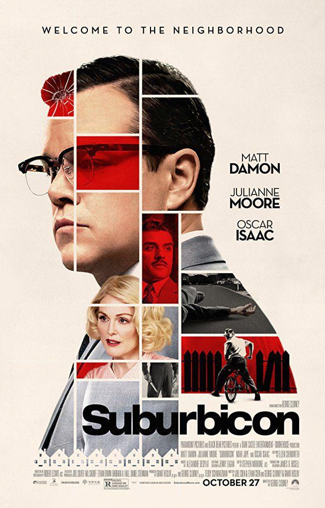 Cartel 'Suburbicon' Poster de 'Suburbicon'