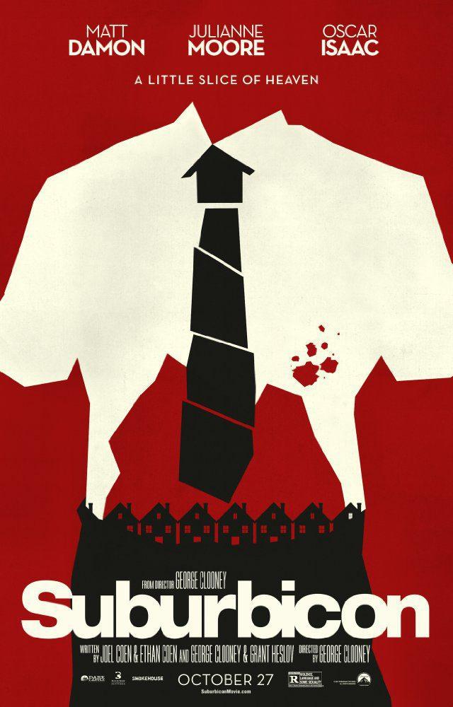 Cartel 'Suburbicon' Poster #2 de 'Suburbicon'