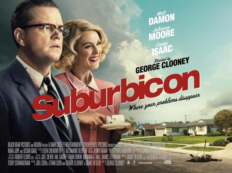 Cartel 'Suburbicon' Poster #3 de 'Suburbicon'