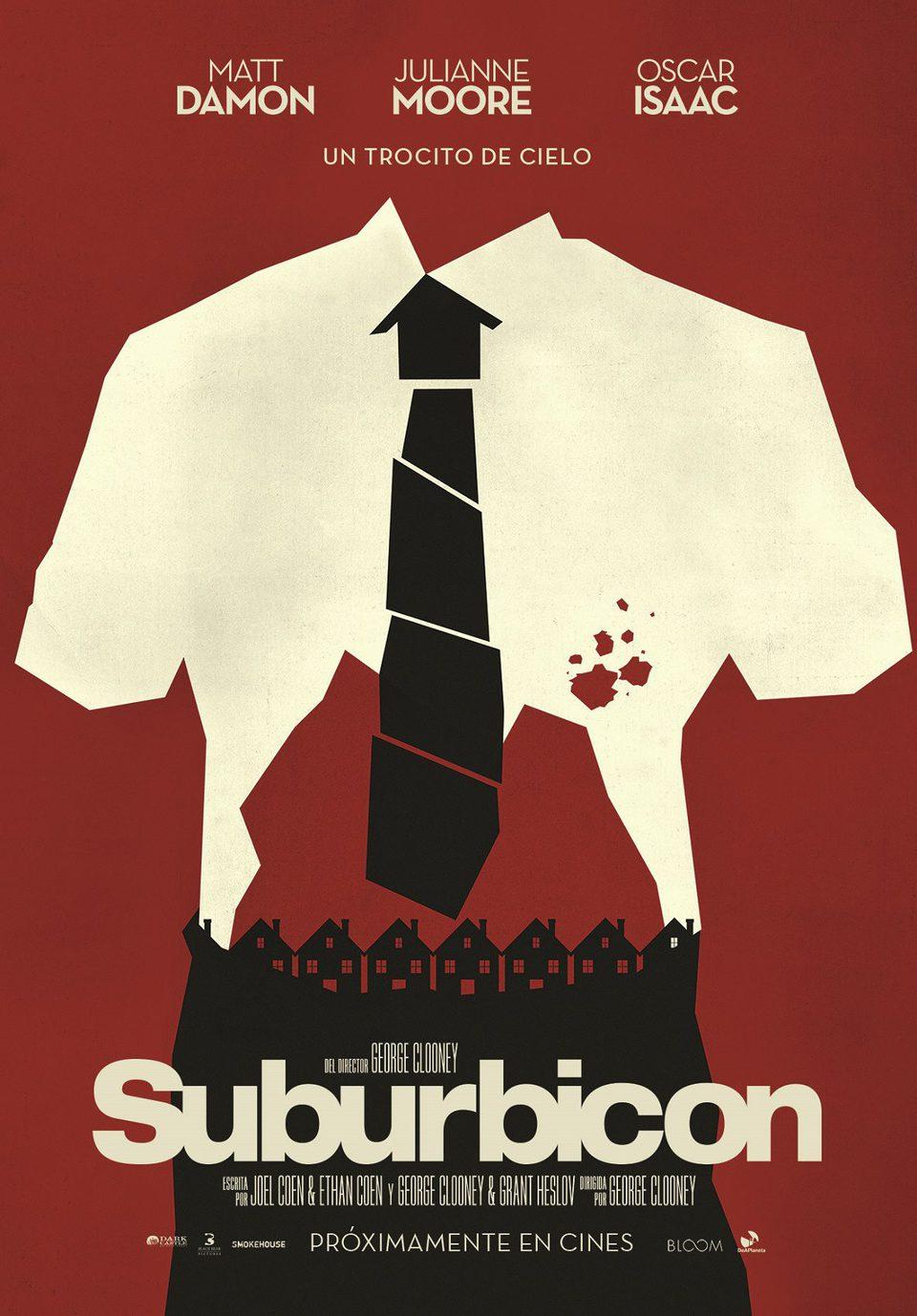 Cartel España de 'Suburbicon'