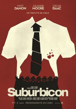 Cartel de Suburbicon