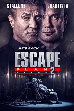 Cartel de Plan de escape 2